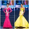 """Thời trang - Đặt Hoa hậu Philippines và Việt Nam lên """"bàn cân"""""""