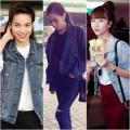 Thời trang - Sao Việt cá tính muôn màu cùng áo khoác denim