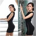 Làng sao - Bà Tưng khoe eo thon sau phẫu thuật thẩm mỹ