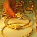 Mua sắm - Giá cả - Vàng tiếp tục giảm 170.000 đồng giá mua vào