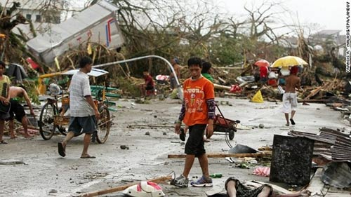 anh, video: philippines tan hoang sau sieu bao haiyan - 12