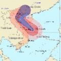 Tin tức - Bão hướng về bắc Trung Bộ và Bắc Bộ