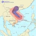 Tin tức - Bão số 14 hướng ra Thanh Hóa - Quảng Ninh