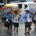 Tin tức - Siêu bão Haiyan: Hà Nội cho học sinh nghỉ học