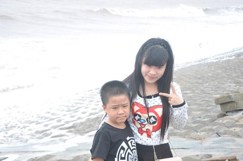 """bao haiyan: dan vo tu """"tao dang"""" voi song cao 3m - 8"""