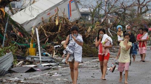 philippines: ngat tho vi tu thi boc mui sau bao haiyan - 3