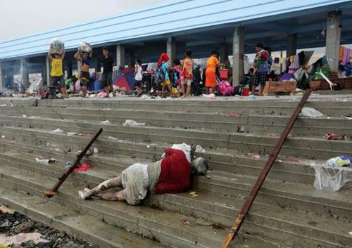 philippines: ngat tho vi tu thi boc mui sau bao haiyan - 4