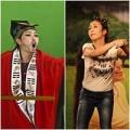 Làng sao - Sao Việt ''chịu chơi'' với tạo dáng hài hước