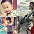 Làm mẹ - Con Trương Quỳnh Anh kháu khỉnh không ngờ
