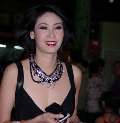 lam chi khanh, huong giang lai 'nhu tuong' - 7
