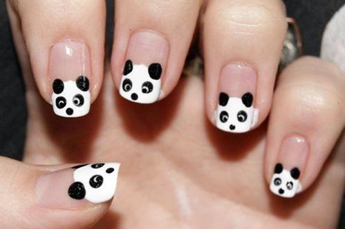 ve gau panda len mong chi mat 1 phut - 2