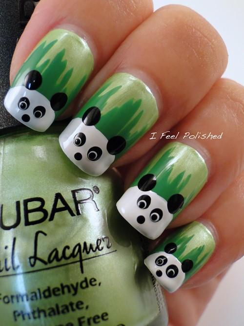 ve gau panda len mong chi mat 1 phut - 5