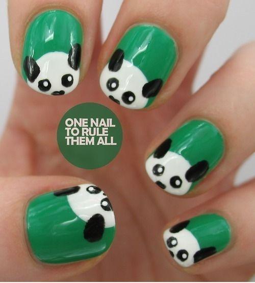 ve gau panda len mong chi mat 1 phut - 6