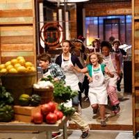 Vua đầu bếp nhí Mỹ: Lộ diện top 12