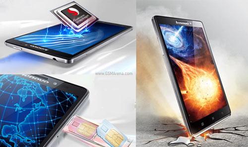 lenovo phat hanh smartphone cao cap ho tro 2 sim - 1
