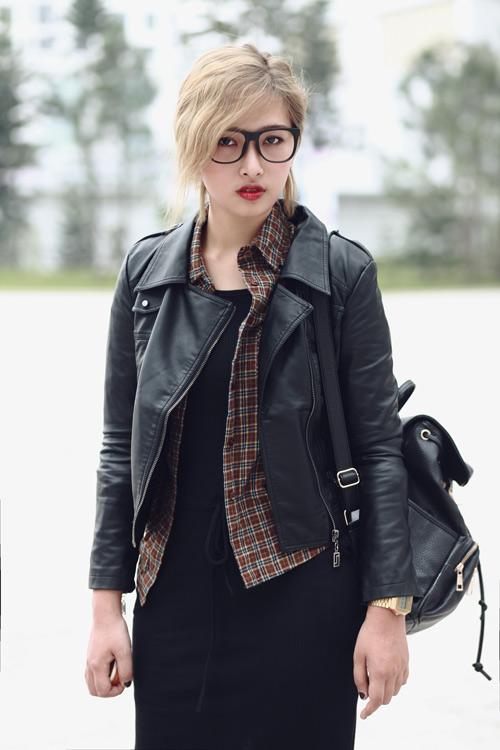 """eva dep: stylist 20 tuoi gioi """"phu phep"""" vay dai - 14"""