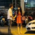 Làng sao - Lê Hoàng The Men hẹn hò bạn gái lúc nửa đêm