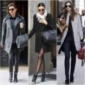Thời trang - Chọn áo khoác mùa đông chuẩn như Miranda Kerr
