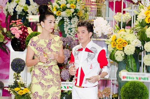 "dam vinh hung bat ngo ru diem my ""danh le"" - 5"