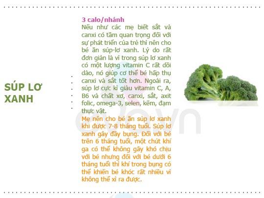 12 loai rau khong the bo qua cho be - 3