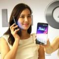 Eva Sành điệu - LG G Flex có thể chống chịu lực đè hàng chục kg