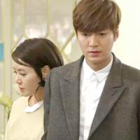 Lee Min Ho thừa nhận mình là con vợ lẽ