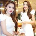 Làng sao - Yến Trang xinh đẹp và quyến rũ tuổi 30
