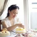Bếp Eva - Anh Thư từng làm bánh hỏng tặng chàng