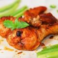 Bếp Eva - Đùi gà nướng tỏi kiểu Hàn không khó làm
