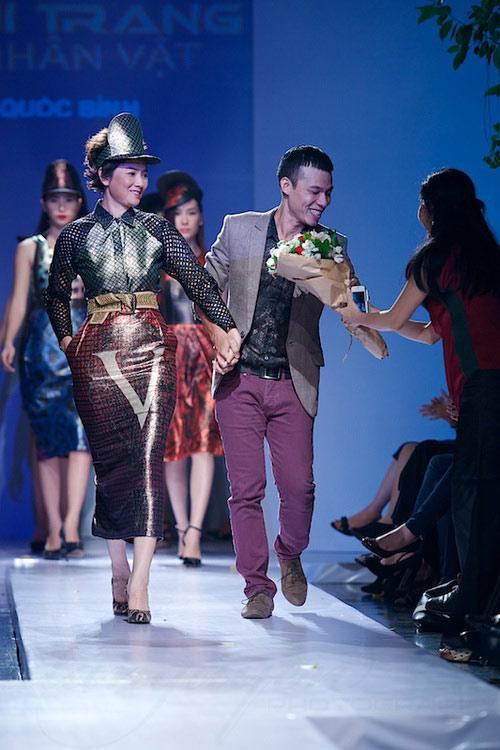 thúy vinh giải nghẹ nhung chan khong cùn - 9