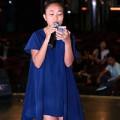 Làng sao - Đoan Trang bụng bầu 5 tháng tập hát