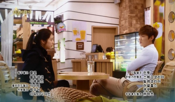 preview the heirs tap 13: lee min ho bo nha di - 1