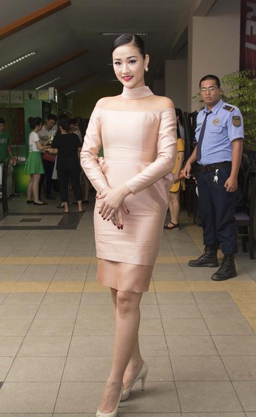 maya lai ''gay thuong nho'' khi tro tai khieu vu - 9