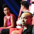 Làng sao - Quốc Trung gay gắt phê bình Mr Đàm, Mỹ Linh