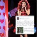 Làng sao - Hải Yến Idol ''tố'' The Voice dùng bài hát trái phép