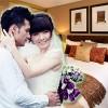 Phòng ngủ vợ chồng son dạt dào hạnh phúc