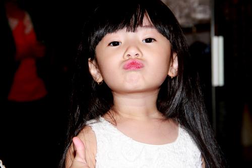 con gái thanh thảo hugo xinh nhu cong chúa - 8