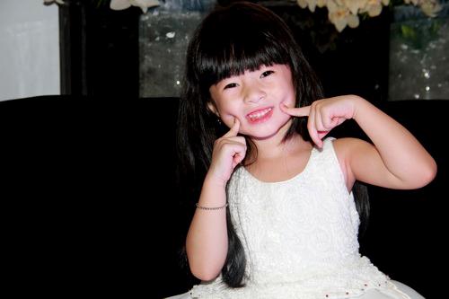 con gái thanh thảo hugo xinh nhu cong chúa - 13