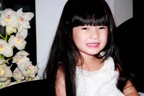 con gái thanh thảo hugo xinh nhu cong chúa - 15