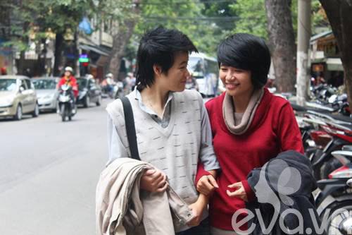 """cap dong tinh nu hn: """"chung toi dang rat hanh phuc"""" - 7"""