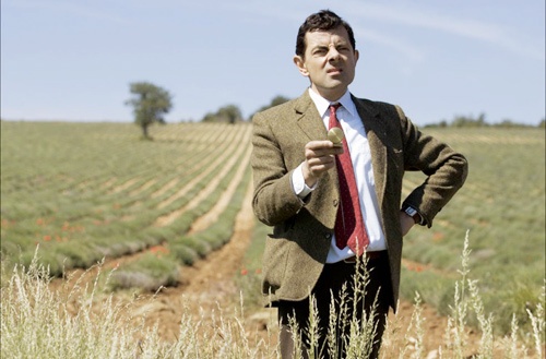 """mr bean"" rowan atkinson bi don tu tu - 3"