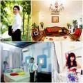 Nhà đẹp - Tới thăm nhà sao Việt là giáo viên