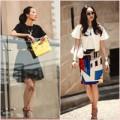 Thời trang - Bước từ Hè sang Đông với style thanh lịch