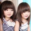 Làm mẹ - Cặp song sinh Trung Quốc đẹp như tiên nữ