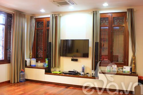 khoe nha: 145m2 long lanh dep kieu phap - 14