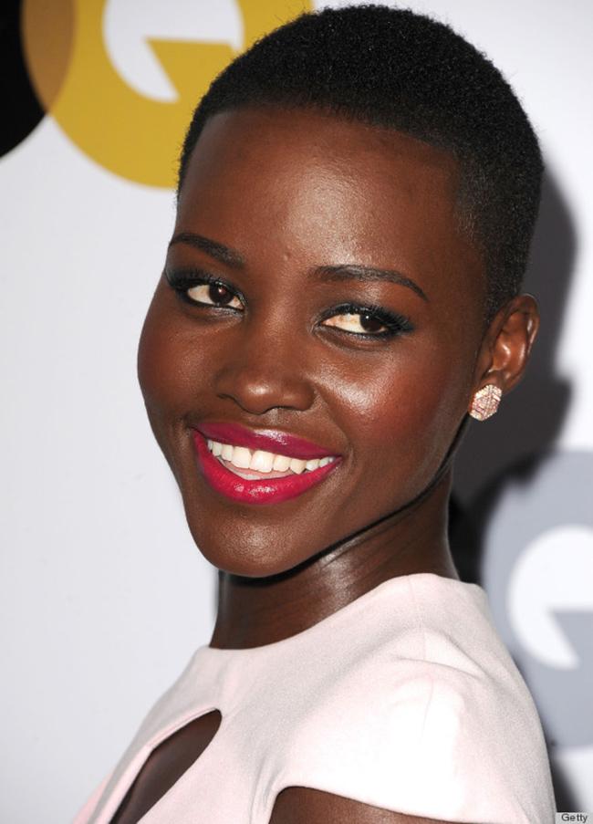 Người da đen dùng son đẹp nhất thế giới