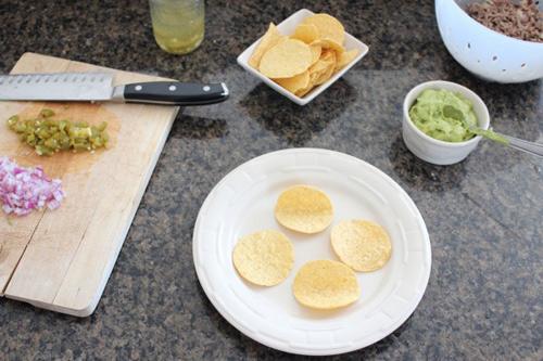 thom them mon taco thit bo kieu mexico - 3