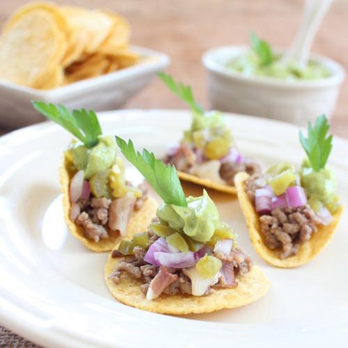thom them mon taco thit bo kieu mexico - 4