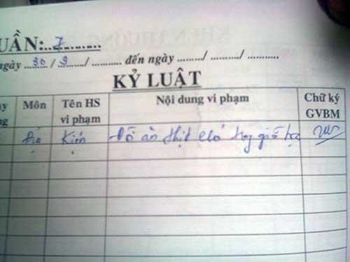 """""""tinh ca ngu"""" voi loi phe doc cua thay co - 11"""