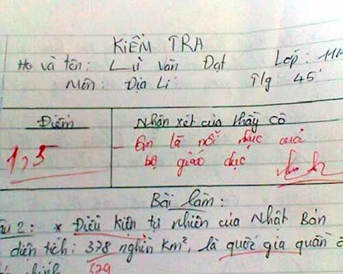 """""""tinh ca ngu"""" voi loi phe doc cua thay co - 4"""